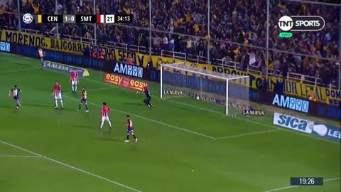 Mirá los goles que le dieron el tercer triunfo a Central en la Superliga