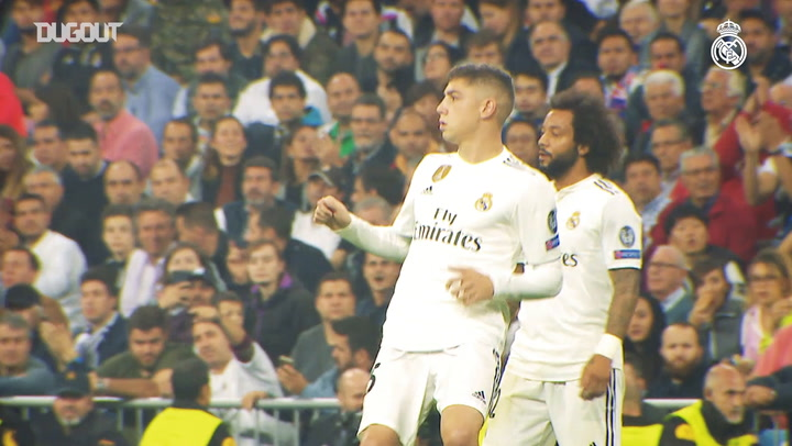 Best of Fede Valverde at Real Madrid