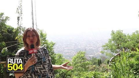 RUTA 504 San Pedro Sula, Capital Industrial y Ciudad de Los Zorzales