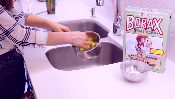 Borax: The Miracle Cleaner!