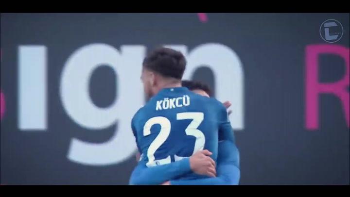Así juega el talentoso centrocampista del Feyenoord Kokcu