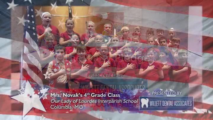 Our Lady of Lourdes Interpairsh School - Mrs. Novak - 4th Grade