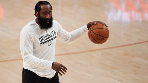 What are the odds Nets' James Harden wins NBA MVP?