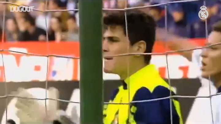 Iker Casillas' best moments from iconic career