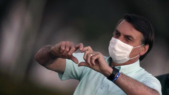 ¡La última barbaridad de Bolsonaro sobre la vacuna del coronavirus!
