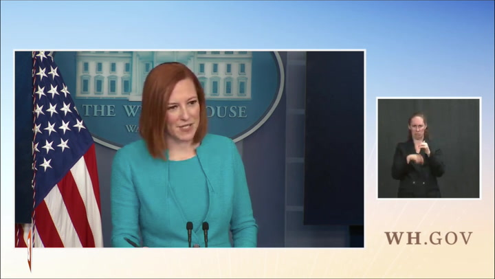 Psaki: Teaching Youth