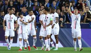El PSG se pone a ganar ante el Club Brujas en la Champions con gol de Herrera