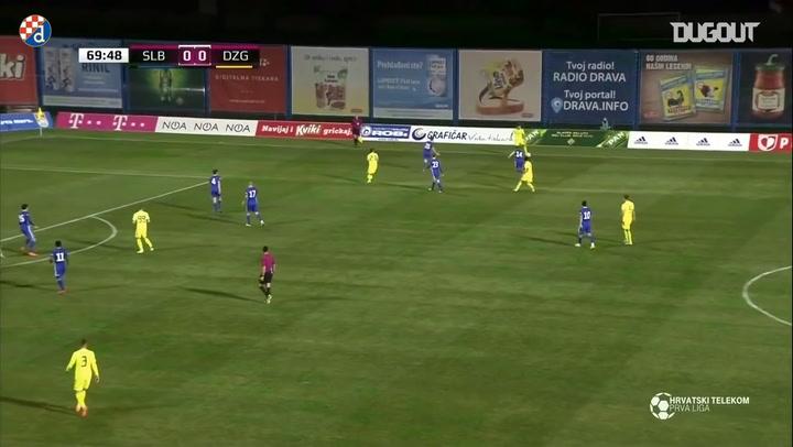 Highlights: GNK Dinamo Zagreb 2-0 NK Slaven Belupo