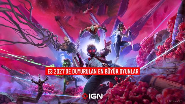 IGN -  E3 2021'de Duyurulan En Büyük Oyunlar