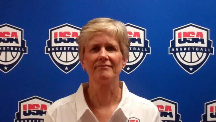 Usa U17 Trials Carol Callan