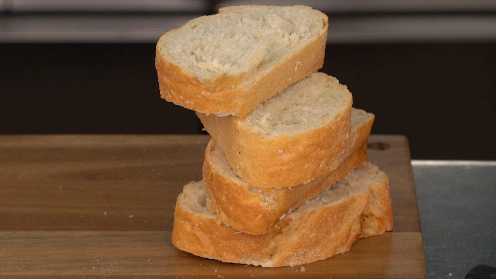 El mejor pan para torrijas