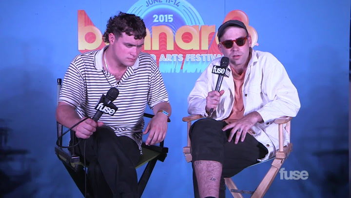 Bonnaroo 2015: Recent Mom + Pop Music Signing, DMA's