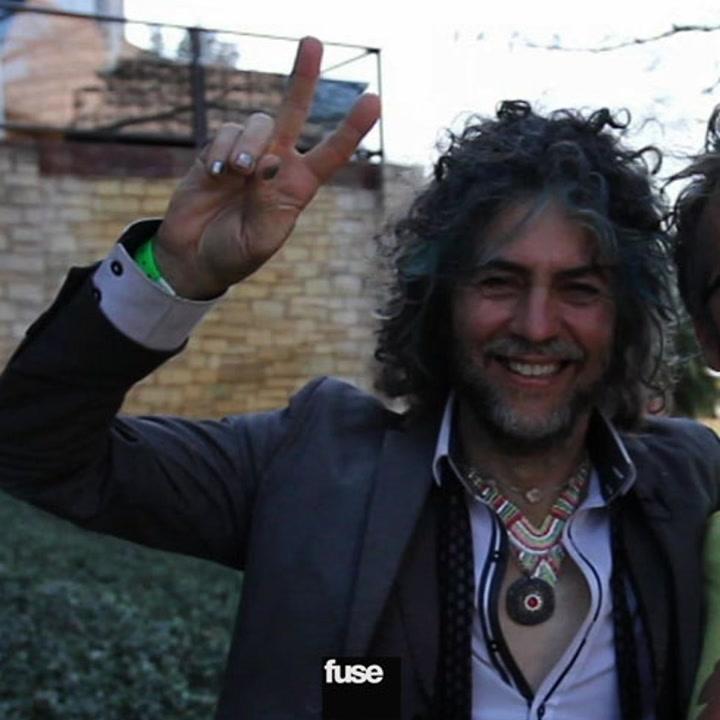 Walking With Wayne: Flaming Lips Singer on Bat Pee, Aliens, Hippie Babies at SXSW