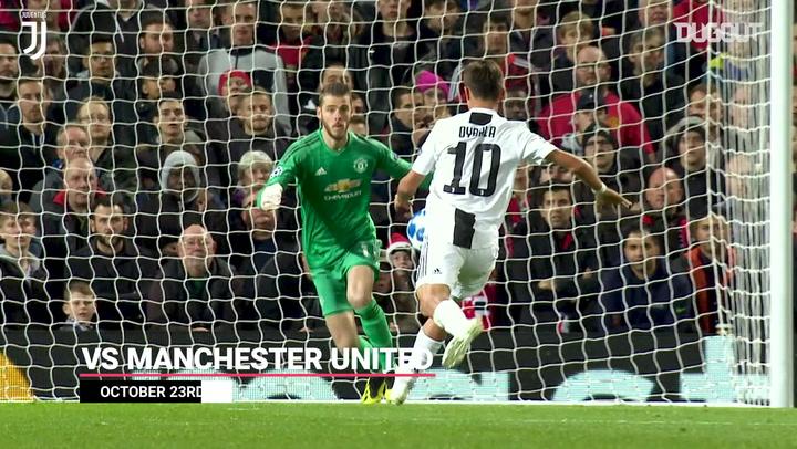 Paulo Dybala's top 10 Juventus goals