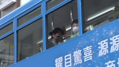 Ante la escasez, los hongkoneses se fabrican sus propias mascarillas