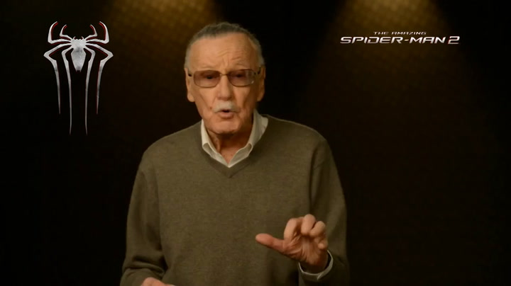 Stan Lee Preview