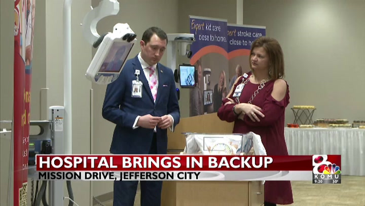 Jeff City hospital expands access to specialists thanks to robots