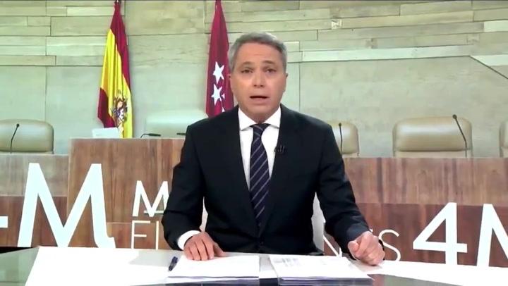 Vicente Vallés, protagonista tras su respuesta al polémico vídeo de Podemos