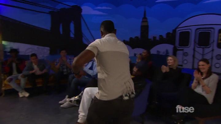 'Last Comic Standing' Champ Rod Man talks Dennis Rodman, Comedy on 'White Guy Talk Show'