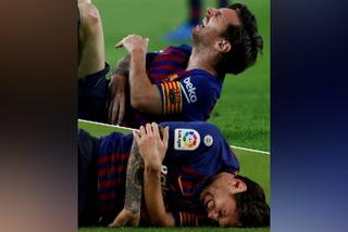 OFICIAL: Lionel Messi se pierde el clásico y estará tres semanas fuera