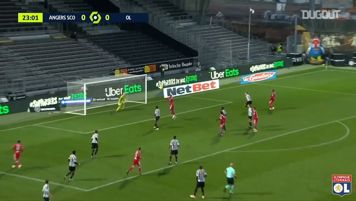OL's late win at Angers