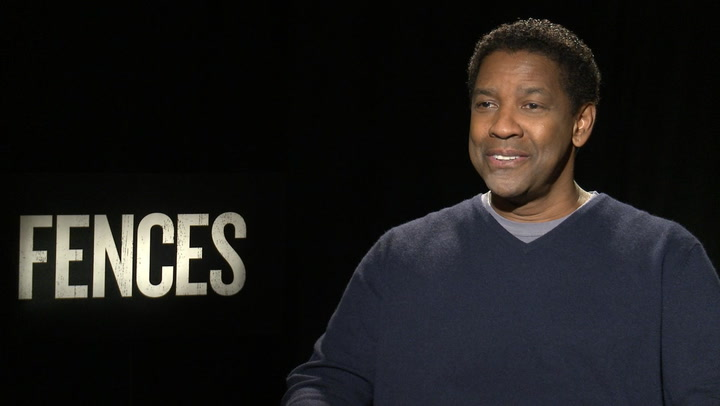 What 'Fences' Star Denzel Washington Learned From Great Directors