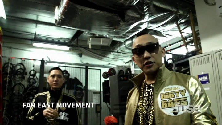 Shows: Top 100 Hottest Hooks: Behind The Scenes Far East Movement Hosts Top 100 Hottest Hooks