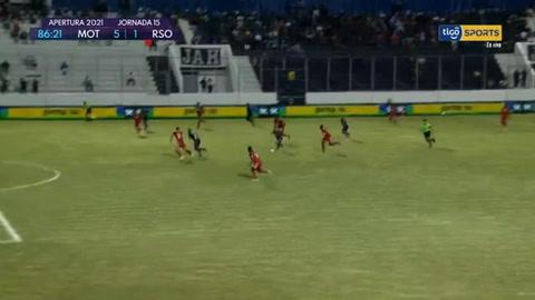 El golazo de Diego Rodríguez a la Real Sociedad