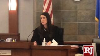 LVCVA preliminary hearing