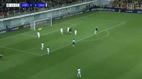 FC Sheriff 2-0 Shakhtar Donetsk (Champions League)
