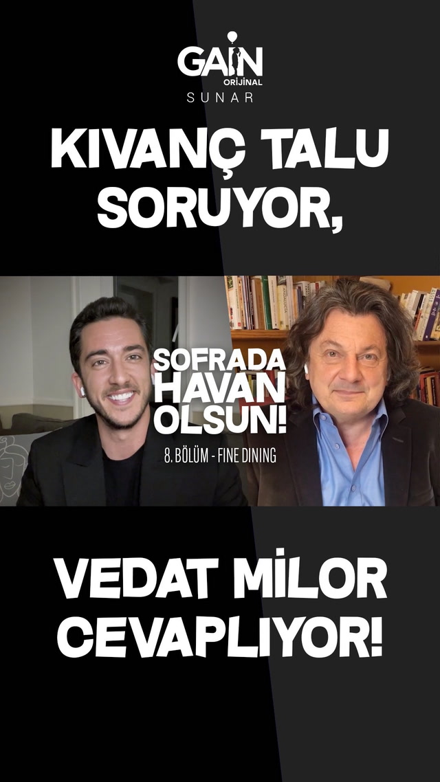 Sofrada Havan Olsun! - Fine Dining