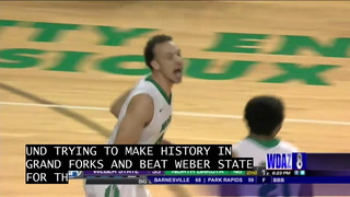 UND beat Weber State for first time