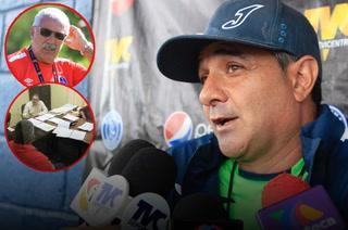 Diego Vázquez vuelve disparar: