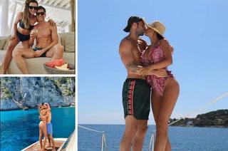 Así son las picantes vacaciones de verano de los futbolistas con sus mujeres; Messi en un yate
