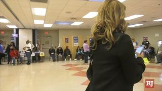 Doolittle Community Center hosts caucuses – VIDEO