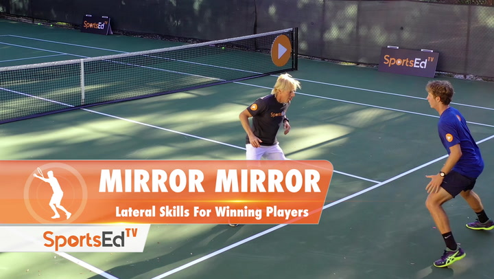 MIRROR MIRROR - Lateral Skills For Winning Players