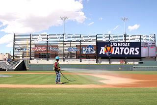 Aviators President says Las Vegas has a Major League Ballpark for a Major League City – VIDEO