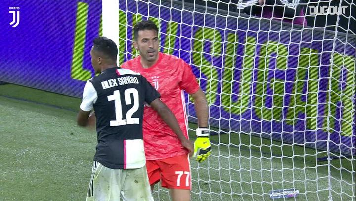 Gianluigi Buffon the great