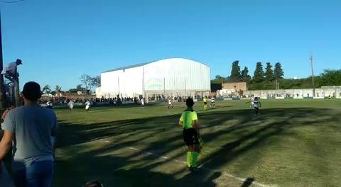 Apareció un video de las agresiones ocurrida en la cancha de Sportivo Urquiza
