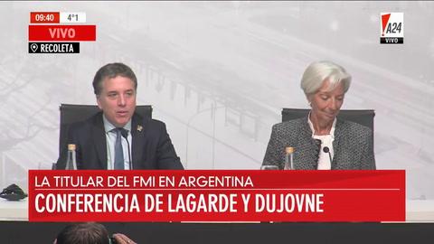 El FMI pronostica una recuperación económica del país para 2019
