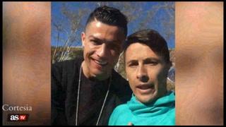 El detallazo de Cristiano Ronaldo con un aficionado en España