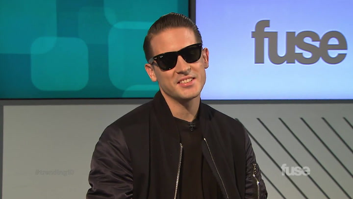 G Eazy Wants His Music To Last Forever