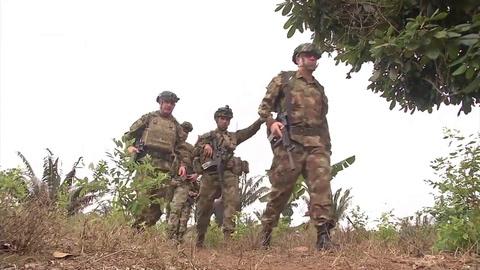 Colombia tras pista de disidente de FARC en frontera con Ecuador