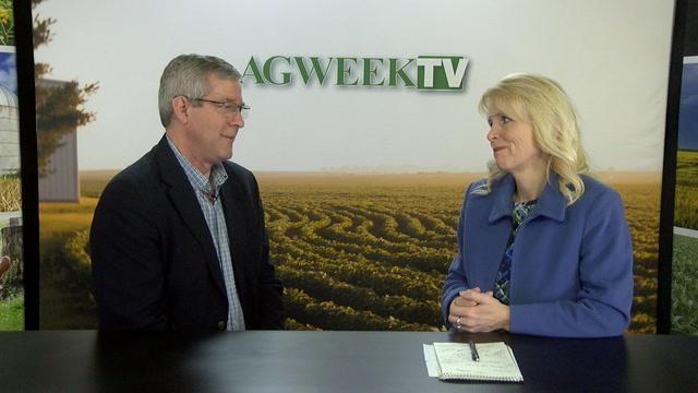 NDSU Extension crop economist and marketing specialist Frayne Olson talks about the crop markets amid coronavirus concerns.