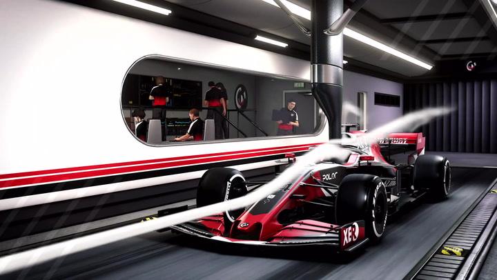F1 2020: primer vistazo a mi equipo (tráiler)