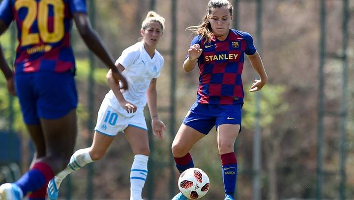 El Barça femenino cierra su trilogía de tests de lujo en Montpellier
