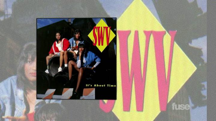 SWV Take a Trip Down Memory Lane