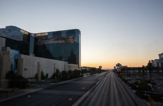 Thousands of MGM Resorts International employees across the country will be laid off