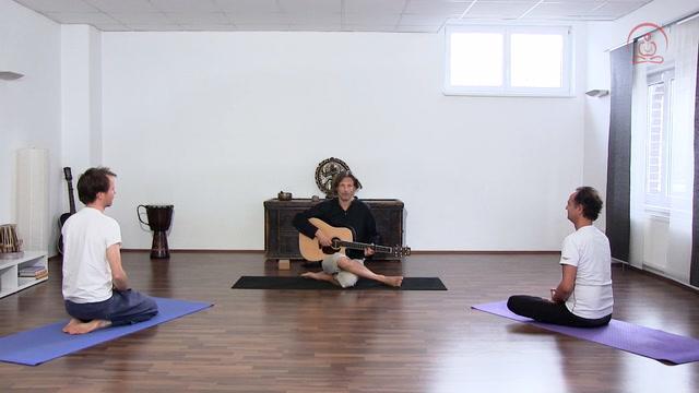 Sanftes Yoga zum Relaxen