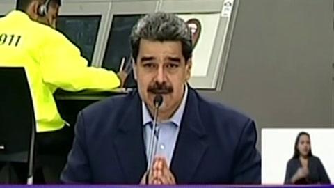 Maduro crea comisión presidencial para prevenir el nuevo coronavirus en Venezuela